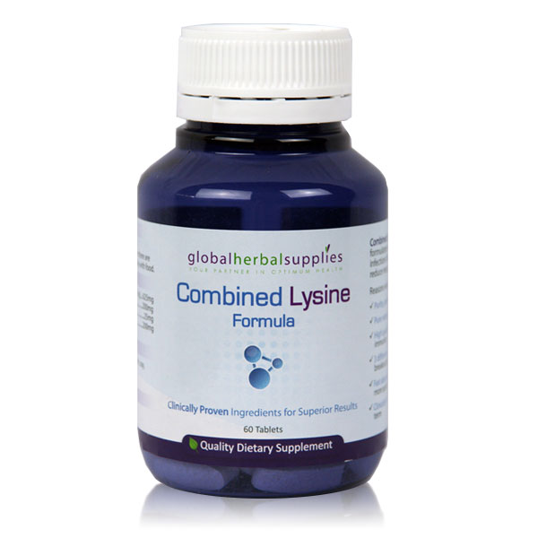 Combined Lysine Tablets
