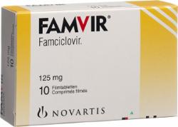 Famvir Tablets For Cold Sores